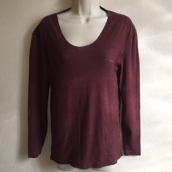 Pierre Cardin Tops - 💋3 for $15 Pierre Cardin Med Long Tee